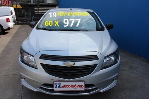 Chevrolet Prisma Joy 1.0 Financiamento Zero De Entrada