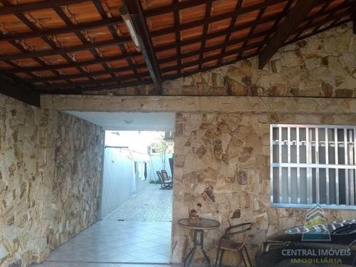 Imagem 1 de 30 de Venda Casa Com Três Dorms, Boqueirão, Praia Grande - Cod: 4980 - V4980