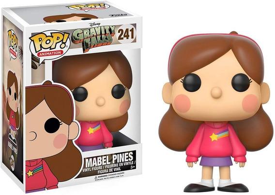 Funko Pop Mabel Pines Gravity Falls Nuevo Original