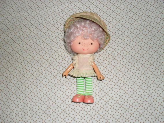 Boneca Moranguinho Estrela Coleção Antiga 1979 1