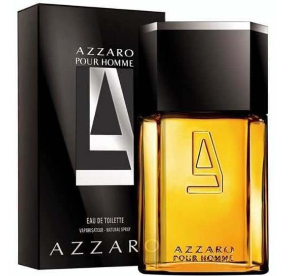 Azzaro Pour Homme Masculino 100ml Original Lacrado Com Nf-e