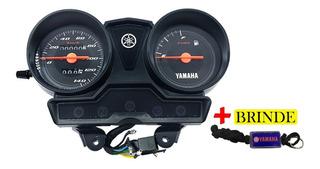Velocimetro Yamaha Factor 125 09/12 Completo+chaveiro Brinde