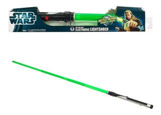 Sable Laser Star Wars Luz Sonido Original Hasbro