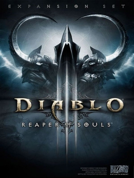 Diablo 3 Reaper Of Souls Pc - Battle.net Key (envio Rápido)