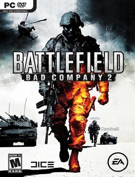 Battlefield Bad Company 2 Pc - 100% Original (origin Key)