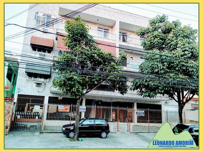Apartamento A Venda No Bairro Vila Da Penha Em Rio De - 2829-1