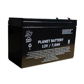 Bateria Planet Selada 12v 7ah Alarme E Cerca