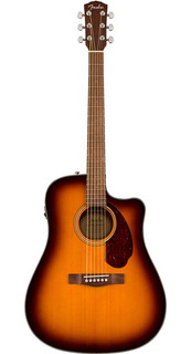 Guitarra Electroacústica Cd-140sce Sunburst Con Estuche