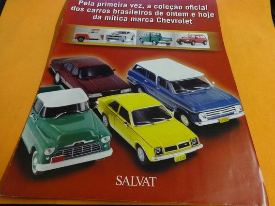 Revista Fascículo Coleção Salvat