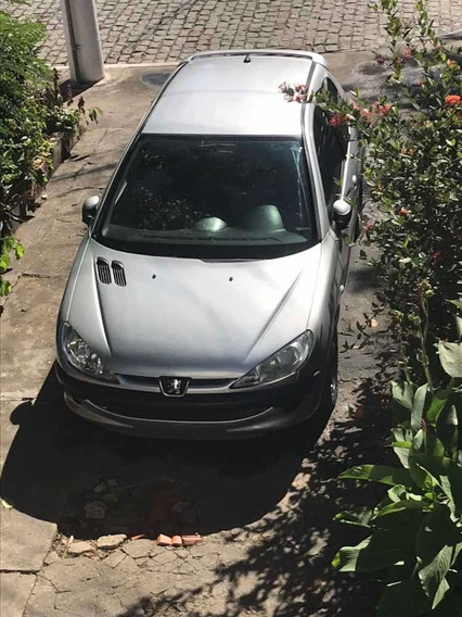 Peugeot 206+ Versão Quiksilver