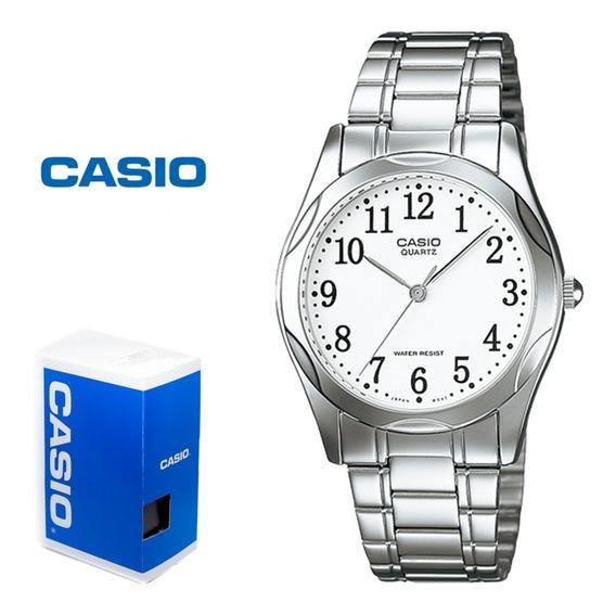 Reloj Casio Hombre Metal Mtp-1275d Envio Gratis  watchito 