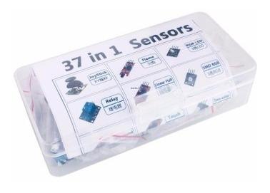 Kit Arduino 37x1 Sensor Para Arduino Startes High Quality
