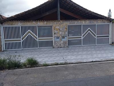 Linda Casa A Venda Em Praia Grande Solemar Ref518
