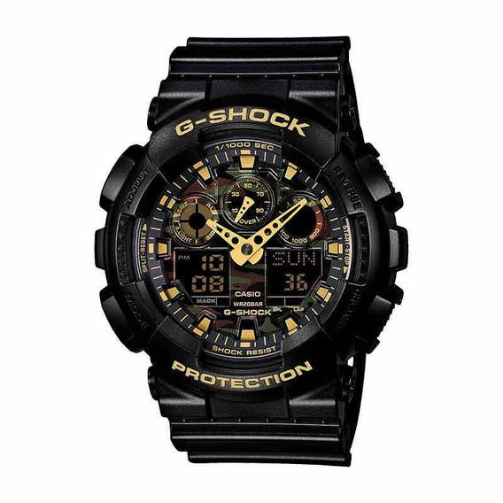 Casio G-shock Ga100cf-1a9