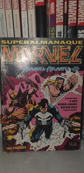 Superalmanaque Marvel 8, Abril (faço Módico)