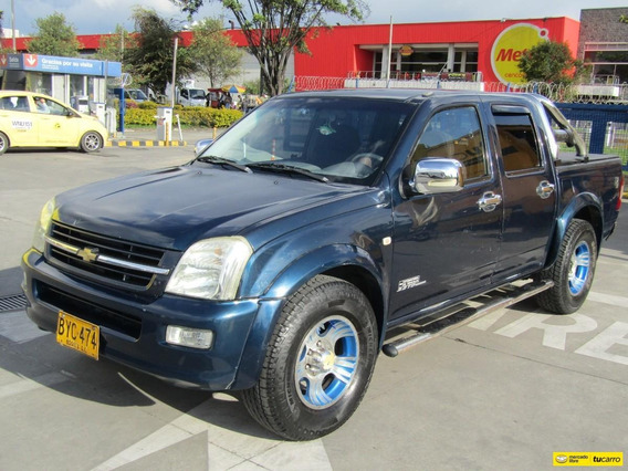 Chevrolet Luv D-max Mt 3.0 4x2