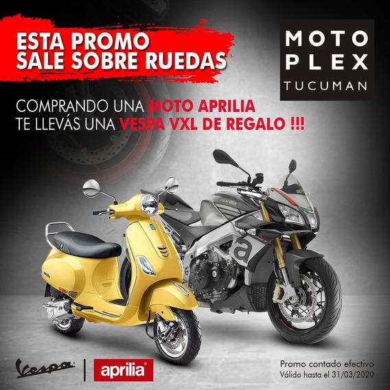Aprilia Tuono 1100 Rr Promo + 1 Vespa Vxl 150cc De Regalo!