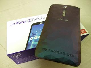 Zenfone 2 Deluxe 128gb - Tela Trincada