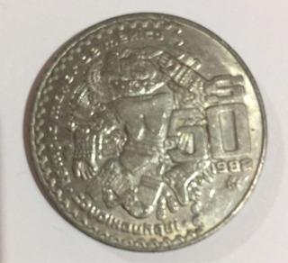 Moneda Mexicana De Colección 50 Pesos