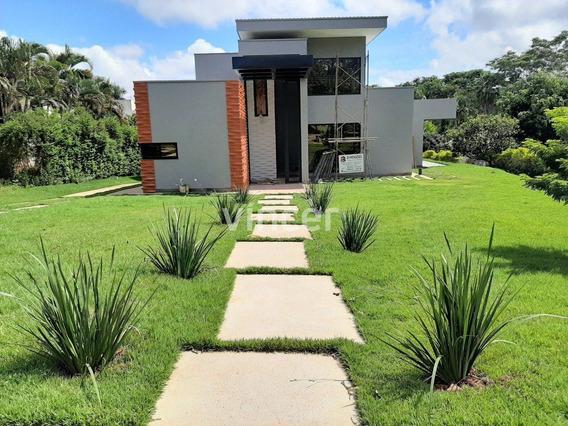 Casa Em Condominio - Residencial Aldeia Do Vale - Ref: 498 - V-498