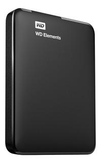 Disco Externo Wd 1tb Usb 3.0 Western Digital Elements