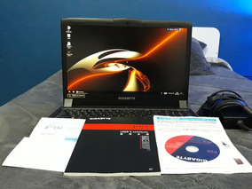 Notebook Gamer Gigabyte - Gtx 970m + Ssd 456gb