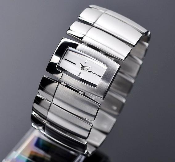 Relógio Feminino Original Prata Prova D