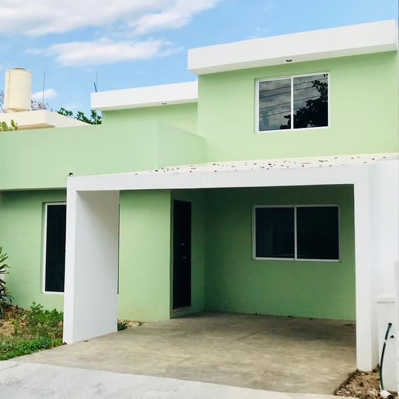 Casa En Venta, Cerca De Altabrisa, Mérida