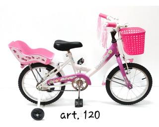 Bicicleta Bassano 14 Niña Se Realizan Envios - El Parche