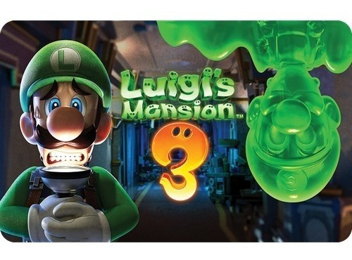 Luigis Mansion 3 Digital Code Switch