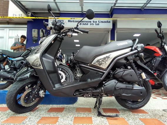 Yamaha Bws X Modelo 2018 Al Día ¡recibimos Tu Usada!