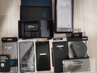 Samsung Galaxy Note 9 128 Gb Midnight Black