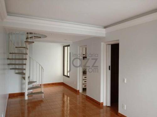 Apartamento Á Venda No Taquaral - Ap0845