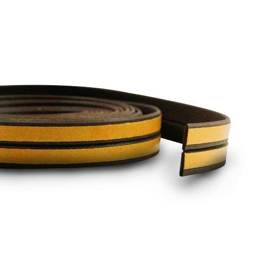 Veda Frestas Marrom 2x9mm Comfort Door