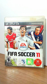 Fifa Soccer 11 Ps3 Usado