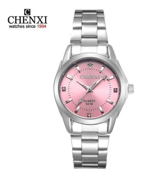 Chenxi 6 Cx021b Relogio De Luxo Relógios À Prova D