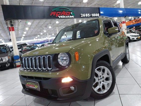 Jeep Renegade 1.8 Longitude Aut Couro 2016
