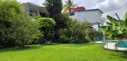 Casa En Privada En La Pradera / Cuernavaca - Maz-277-cp