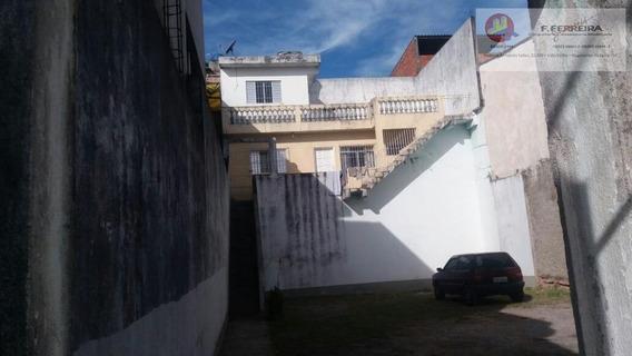 Sobrado Com 1 Dormitório À Venda, 60 M² Por R$ 300.000 - Jardim Cinira - Itapecerica Da Serra/sp - So0135