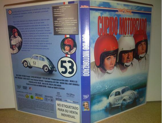 Cupido Motorizado Dvd Disney Excelente