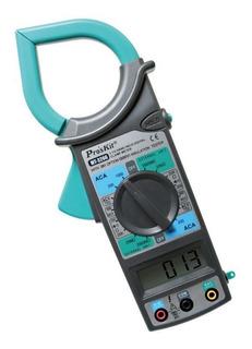 Pinza Amperometrica Digital Proskit Mt-3266 Tester Hold 50mm