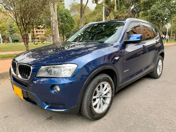 Bmw X3 Xdrive20i 4x4 2000cc Turbo 2013