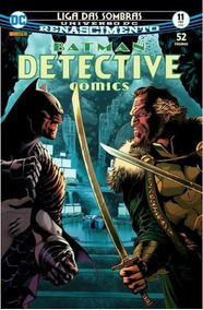 Coleção Batman Detective Comics Renascimento 1 Ao 20