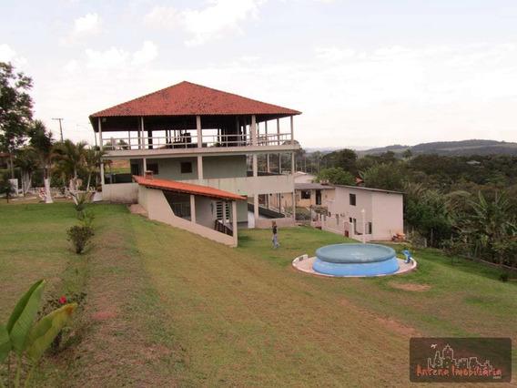 Sítio Com 2 Dorms, Do Taboão, Mogi Das Cruzes - R$ 420 Mil, Cod: 5872 - V5872