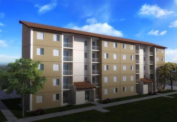 Apartamento Para Venda Em Ferraz De Vasconcelos, Jardim São Miguel, 2 Dormitórios, 1 Banheiro, 1 Vaga - Pq. Dos S_1-986457