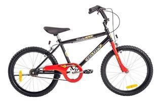 Bicicleta Rodado 20 Bmx Halley 19065 Varon Nene Local Gtia