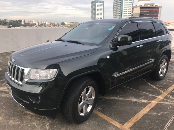 Jeep Grand Cherokee Limited 3.6 4x4 Aut 2011