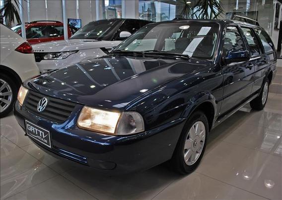 Volkswagen Quantum 2.0 I Gl 8v
