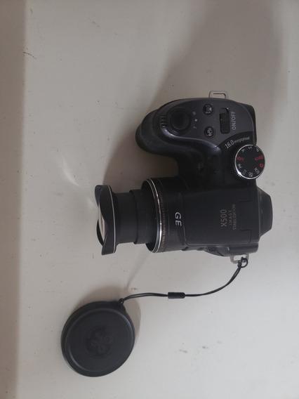 Câmera Semi Profissional Ge 16mp 15x Não Liga