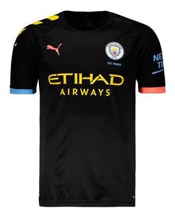 Camisa Puma Manchester City Away 2020